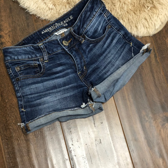 American Eagle Outfitters Pants - American Eagle Shortie Shorts